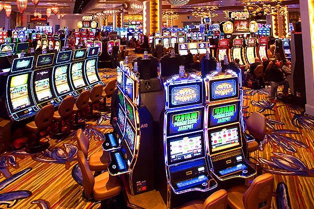 Casino Slots Payout Ratios
